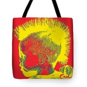 Early Ancestry Micro Me Portrait 11 Tote Bag