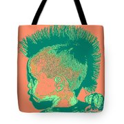 Early Ancestry Micro Me Portrait 12 Tote Bag