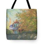 Early Autumn Home Tote Bag