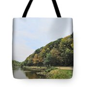 Early Autumn In Iowa Tote Bag