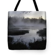 Early Day Tote Bag