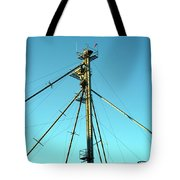 Early Directions Tote Bag