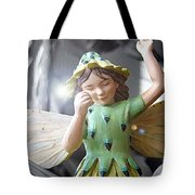 Early Evening Fairy Tote Bag