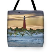 Early Evening Sky Tote Bag