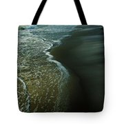 Early Evening Surf Tote Bag