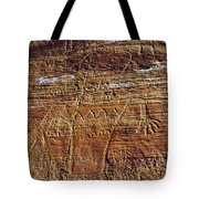 Early Indian Drawings Tote Bag