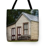 Early Miner's House Tote Bag