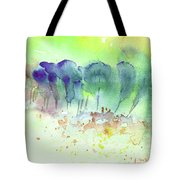 Early Morning 50 Tote Bag