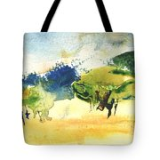 Early Morning 62 Tote Bag