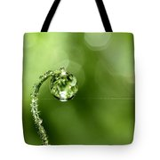 Early Morning Dew Tote Bag