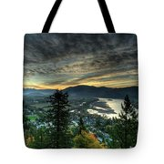 Early Morning From The Abby Tote Bag