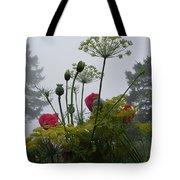 Early Morning Garden Walk Tote Bag