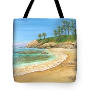 Early Morning Laguna Tote Bag