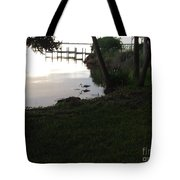 Early Morning Meal Tote Bag