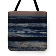 Early Morning Ocean Tote Bag