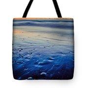 Early Morning On A Sea Coast Tote Bag