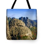 Early Morning On Neurathen Castle Tote Bag