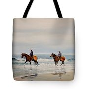 Early Morning Paddle Tote Bag