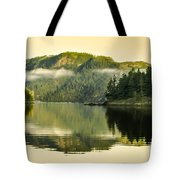 Early Morning Reflections Tote Bag by Robert Bales