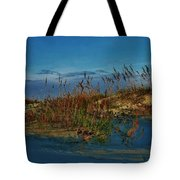 Early Morning Seascape Tote Bag