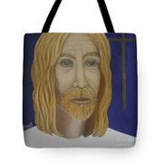 Early Perception Of Jesus. Tote Bag