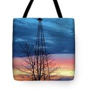 Early Prairie Light Tote Bag