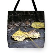 Early Start To Autumn Tote Bag