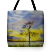 Early Summer Morning Tote Bag