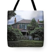 Early Victorian Italianate House Tote Bag