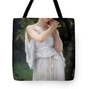 Earrings Tote Bag