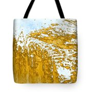Earth And Space One Hill Tote Bag