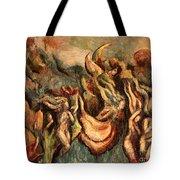 Earth Angels Tote Bag