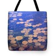 Earth Circles Tote Bag