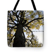 Earth Day Special - Ancient Tree Tote Bag