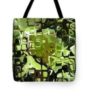 Earth Music Tote Bag by Wendy J St Christopher