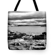 Earth Sea And Sky Tote Bag
