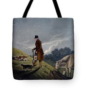 Earth Stopper, 1820 Tote Bag