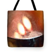 Earth Tone Art - Warmth By Sharon Cummings Tote Bag by Sharon Cummings