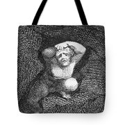 Earth Tote Bag by William Blake