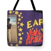 Earth Wind Fire Pennant 1970s Tote Bag