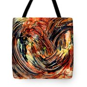 Earth Winds Tote Bag