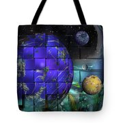 Earthday 2014- The View From On High Tote Bag