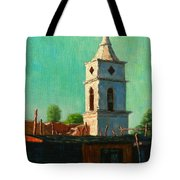 Earthquake Survivor, Peru Impression Tote Bag
