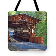 Easley Covered Bridge Tote Bag
