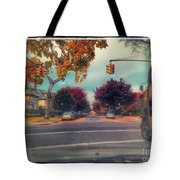 East 17 Street Tote Bag