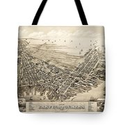 East Boston 1879 Tote Bag