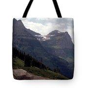 East Glacier National Park Tote Bag