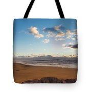 East Hampton Sunrise Tote Bag