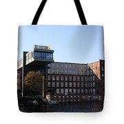 East Harbor - Berlin Tote Bag