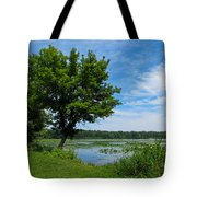East Harbor State Park - Scenic Overlook 2 Tote Bag
